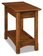 West Lake Open Chair Side End Table