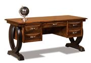 Saratoga 4 Drawer Desk