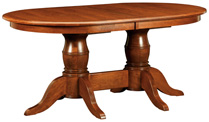 Harrison Double Pedestal Dining Tables