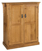 Broadway Mission 2-Door Pantry Cabinet