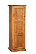 Traditional 2-Door Pantry Cabinet