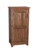 Traditional Raised Panel Door Jelly Cupboard