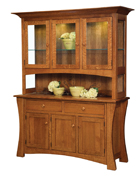 Arts & Crafts Hutch