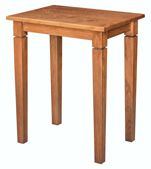 HT Parkland Chairside Table