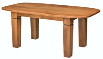 HT Parkland Oval Coffee Table