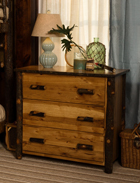 Junior Bear Lodge Collection Chest