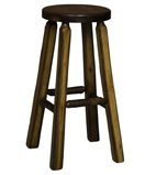 "30"" Shaved Bar Stool"