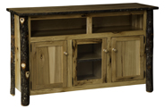"""52"""" Hickory TV Cabinet"""