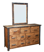Bear Lodge Collection Dresser