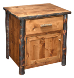Bear Lodge Collection Nightstand