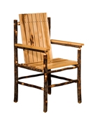 Hickory Deck Chair