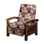 Hickory Recliner