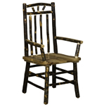 Hickory Captain Chair
