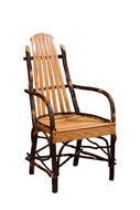 Hickory Deluxe Table Chair with Arms