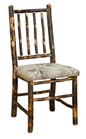 Hickory Game Table Chair