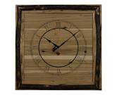 Hickory Wall Clock