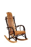 Bendwood Hickory Youth Rocker