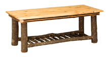 Hilltop Collection Coffee Table