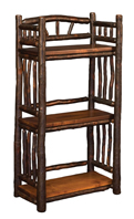 Hilltop Spindle Bookcase