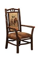 Hoosier Captain Chair