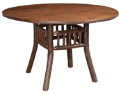 Lake & Lodge Round Dining Table