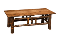 Lumberjack Collection Coffee Table