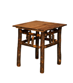Lumberjack Collection End Table