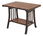 Noble Collection Library Table