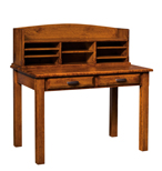 Parkland Desk with 2 Drawers