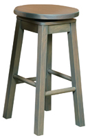 "24"" or 30"" Swivel Bar Stool"
