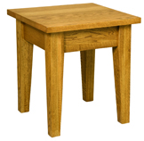 Heritage Shaker End Table