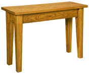 Heritage Shaker Library Table