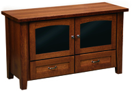 Heritage Shaker TV Cabinet with Drawer