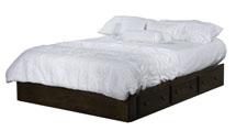 """11"""" Platform Bed, Style 15"""