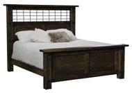 Iron Wood Bed