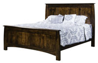 Boulder Creek Panel Bed