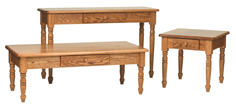 Classic Occasional Table Set