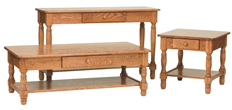 Country Occasional Table Set
