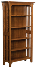 Craftsman Mission Bookcases