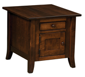 Dresbach Cabinet End Table