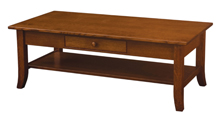 Dresbach Open Coffee Table