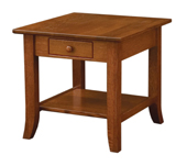 Dresbach Open End Table