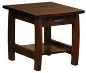 Grand Teton Open End Table