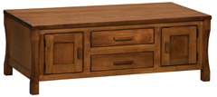 Heartland Cabinet Coffee Table
