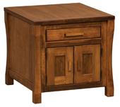 Heartland Cabinet End Table
