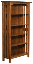 IH Boulder Creek Bookcases