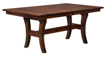 IH Madison Trestle Dining Table