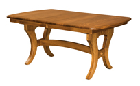 Jessica Trestle Dining Table