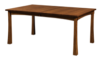 Lakewood Leg Dining Table