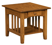 Pilgrim End Table